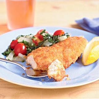 Crunchy Parmesan Chicken Recipes