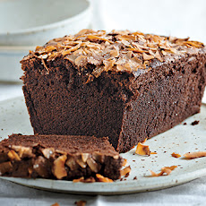 Chocolate-Coconut Pound Cake
