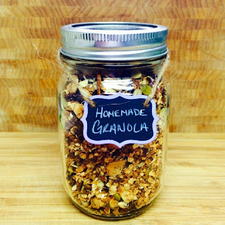 Baked Homemade Goodness, I mean Granola!