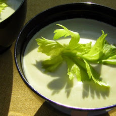 Chilled Celery Soup