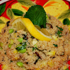 Lemon Couscous Salad