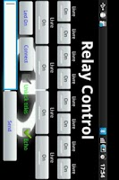 Screenshot of Bluetooth Relay Control