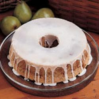 Fresh Pear Cake Recipes