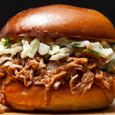 Easy Slow-Cooker Pulled Pork Recipe