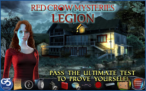 Red Crow Mysteries:Legion Full - screenshot