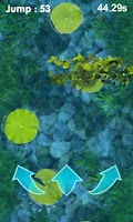 Screenshot of Jumping Frog 3D (Jump advance)