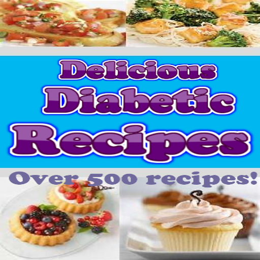 Delicious Diabetic Recipes 書籍 App LOGO-APP試玩