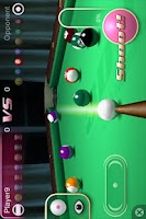 Screenshot of 3D Pool Master