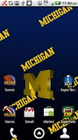 Screenshot of Michigan Live Wallpaper HD