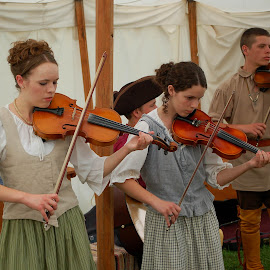 Strings by Philip Molyneux - People Musicians & Entertainers (  )