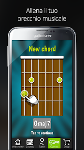 Guitar Tuna Accordatore Tuner Screenshot