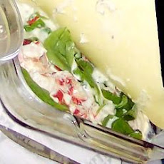 Four Cheese Lobster Lasagne