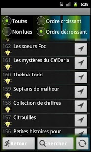 Histoires incroyables Lite - screenshot
