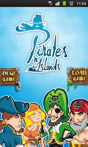 Pirates and Islands