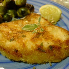 Panko-Crusted Mustard Pork Cutlets