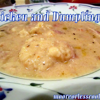 Chicken and Dumplings