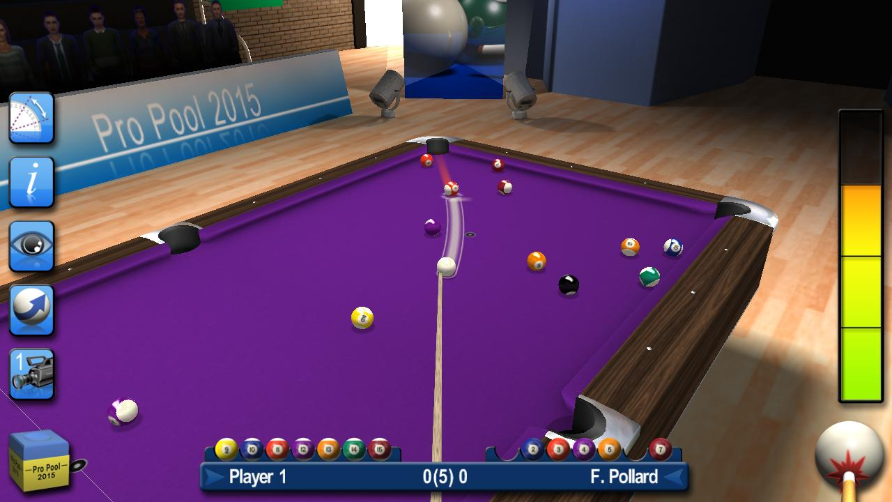Pro Pool 2015 Screenshot 15
