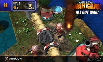 Screenshot of GLWG:All Out War