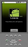 Screenshot of Speed Dialer