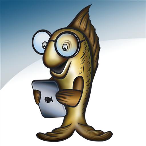 Fishing Reads LOGO-APP點子