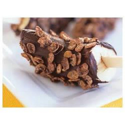 Frozen Banana Treats