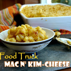 Food Truck Mac n' Kim-Cheese