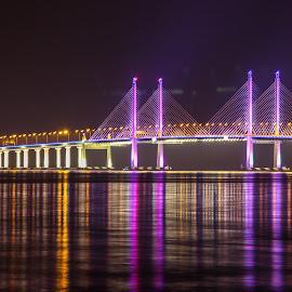My 2nd Bridge by Syahrul Nizam Abdullah - Buildings & Architecture Bridges & Suspended Structures