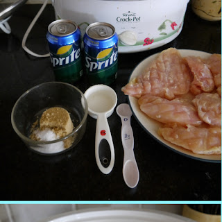 Chicken Sprite Recipes