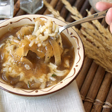 Sage French Onion Soup