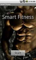Screenshot of SmartFitness
