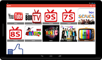 Screenshot of Thailand Box TV+