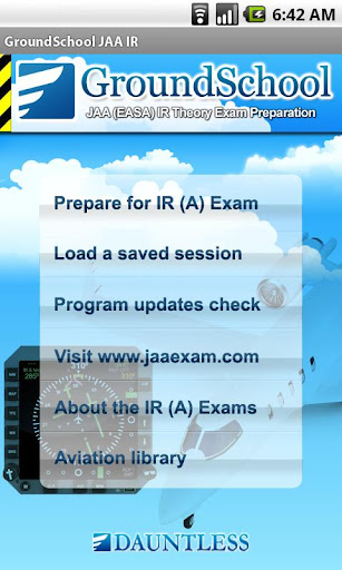 EASA IR Instrument Rating Prep