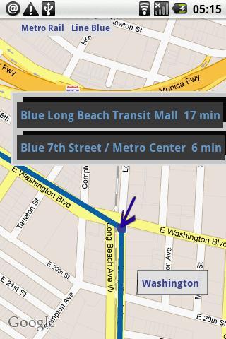 【免費交通運輸App】TransiCast LA-APP點子