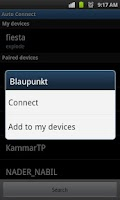Screenshot of Auto Connect 1.0
