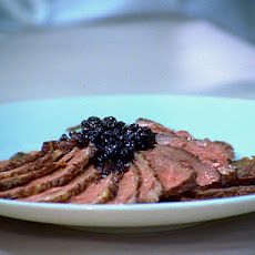 Pan Roasted Duck Breast