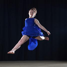 Dancer  by Bernie Penman - People Musicians & Entertainers