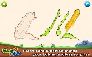 Screenshot of Kids Puzzle:Plants