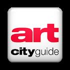 art city guide icon