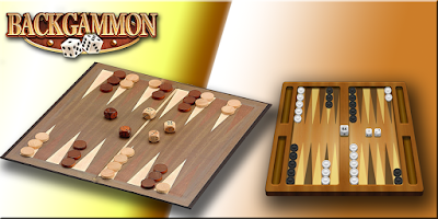Screenshot of BackGammon Champs