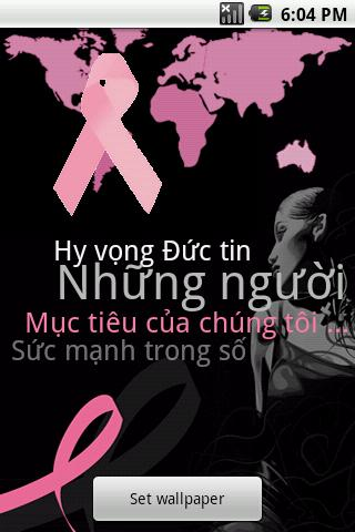 Vietnemese - Breast Cancer App