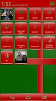 Screenshot of Theme Chooser Happy Holidays