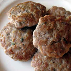 Low Calorie Breakfast Sausage
