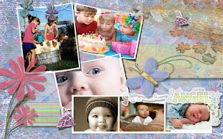 Screenshot of Kid Frame Photo