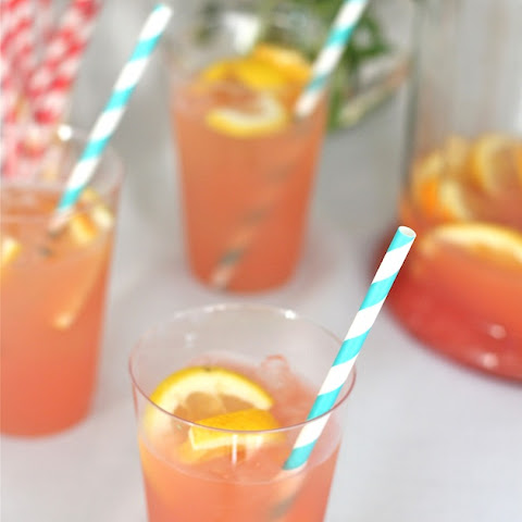 THE BEST PARTY PUNCH... EVER.
