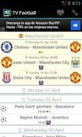 Screenshot of TV Football
