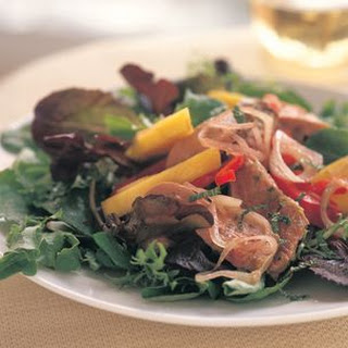 Beef Salad with Mango