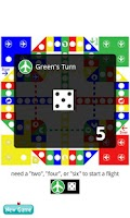 Screenshot of Super Ludo