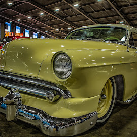 Mellow Yellow by Ron Meyers - Transportation Automobiles