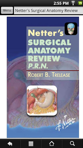 Netter's Surgical Anatomy Revi