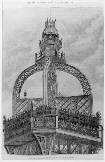 It was these scientific experiments carried at the Tower which saved it from being destroyed by popular demand. Did you know the Tower should have been pulled down just 20 years after it was erected for the 1889 Exposition Universelle!